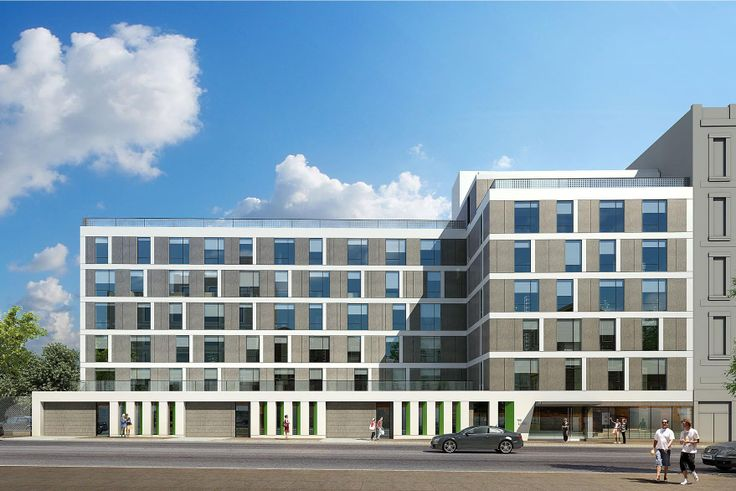 The Lanes will feature 57 micro units throughout its six stories at 37-10 Crescent Street in Long Island City.