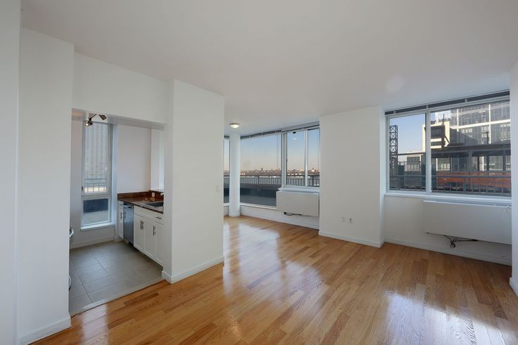 Inside the Upper West Side rental tower at 33 West End Avenue (Image via Atlantic Development Group)