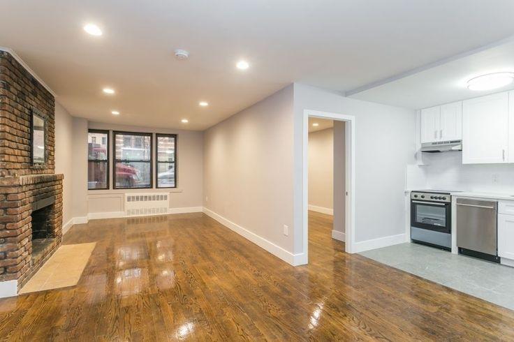 416 West 23rd Street has newly renovated apartments for rent with up to two months free. (Image via MNS)