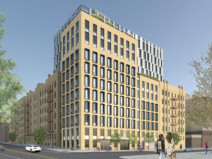 The most recent rendering of 1 Sullivan Place via JRM Construction Management