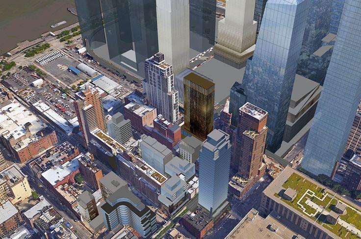 Rendering by CityRealty/Google Earth