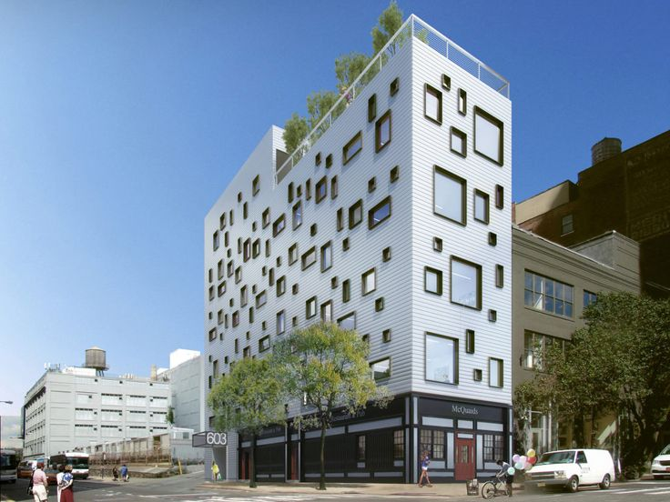 Rendering via Sydness Architects