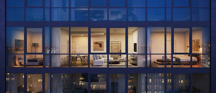 Vitre, Karl Fischer Architect, 302 East 96th, Manhattan condos, NYC apartments
