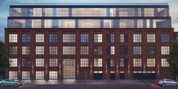 Rendering of 848 Lorimer Street via Grand Street Development's Instagram