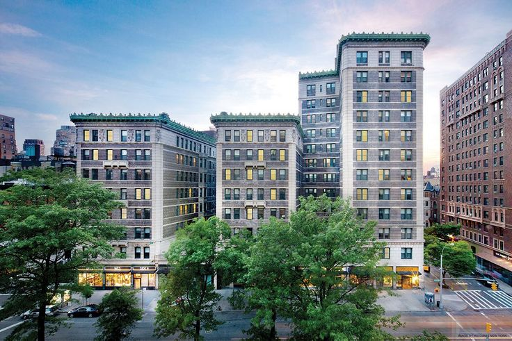 The trio of towers comprising The Astor on the UWS reveals a classic tale of farmland roots turned over to a major landlord.