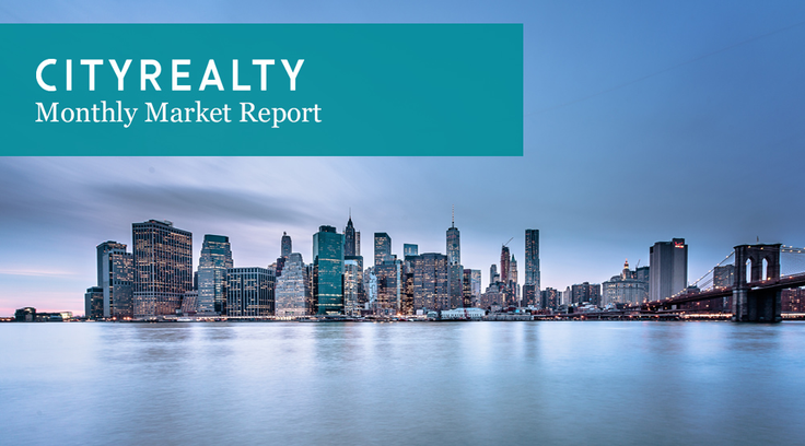 CityRealty's February 2018 market report includes all public records data available through January 31, 2018 for deeds recorded the prior month.