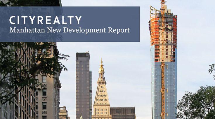 2016 Manhattan New Development Report Title Card