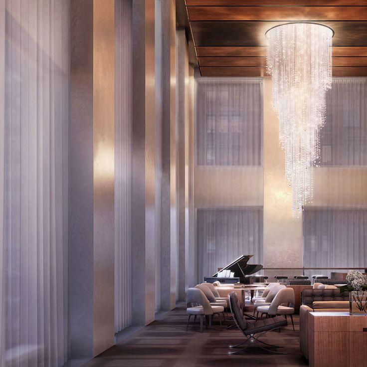 Nyc Luxury Apartments: 432 Park Avenue, NYC - Condo Apartments