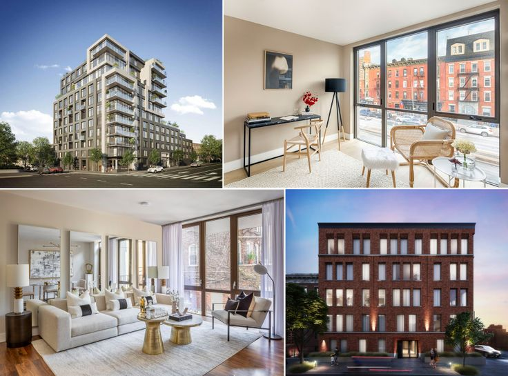 A new collection of Brooklyn boutique condos is ready to welcome the first residents