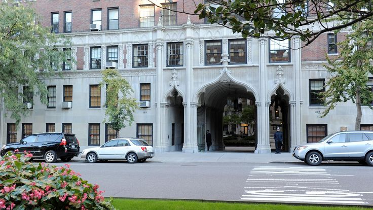 Entrance, 1185 Park Avenue, Condo, Manhattan, NYC