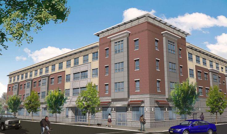 Rendering of Dr. Lena Frances Edwards Apartments via Genesis Companies