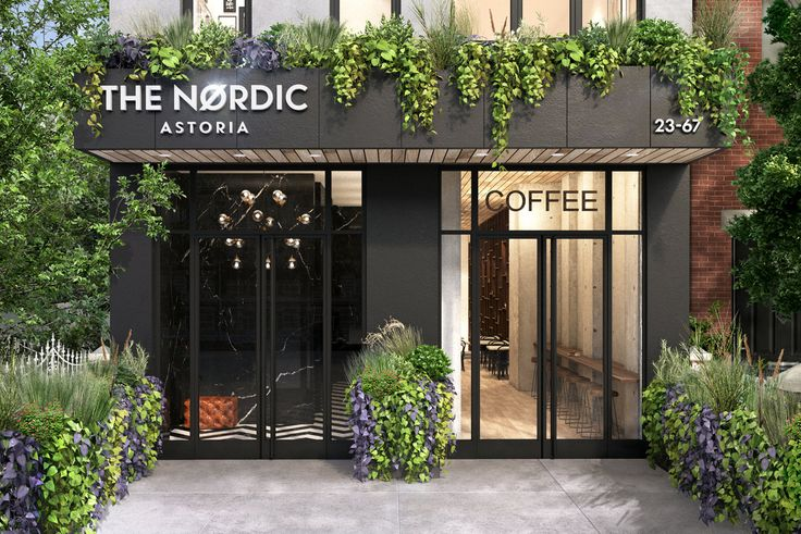 The Nordic at 23-67 31st Street (All images via AKI Development)