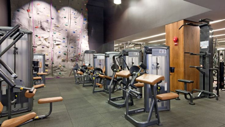 Gym, 515 East 72nd Street, Condo, Manhattan, NYC