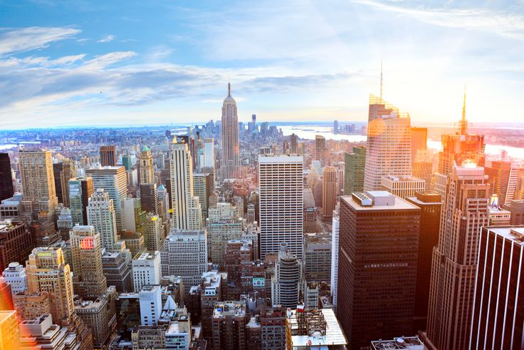 The median rental prices in popular Manhattan and Brooklyn neighborhoods