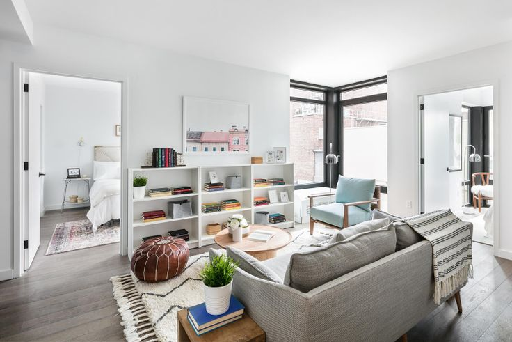 The Mill, a 7-story rental in Ridgewood with studio to 2 bedroom homes. (Image via themillridgewood.com)