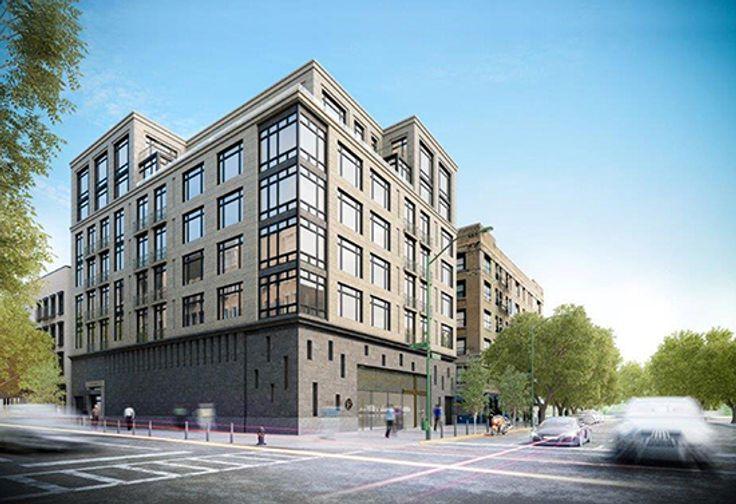 Rendering of 10 Lenox Avenue via Level One Holdings