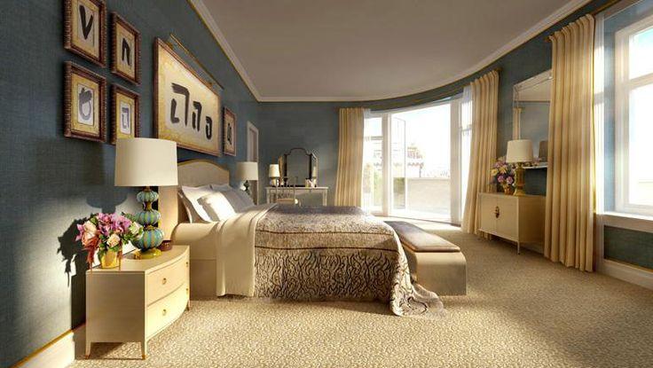Bedroom, 535 West End Avenue, Condo, Manhattan, NYC