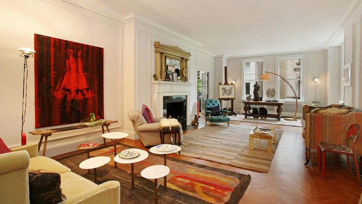 Living Room, 1060 Fifth Avenue, Condo, Manhattan, NYC