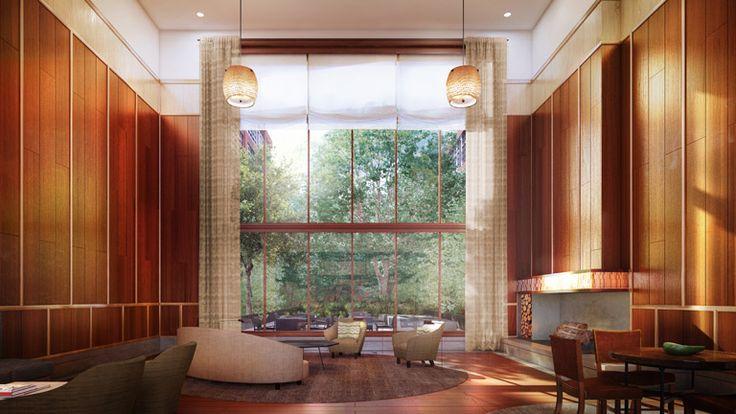 Interior, 150 Charles Street, Condo, Manhattan, NYC