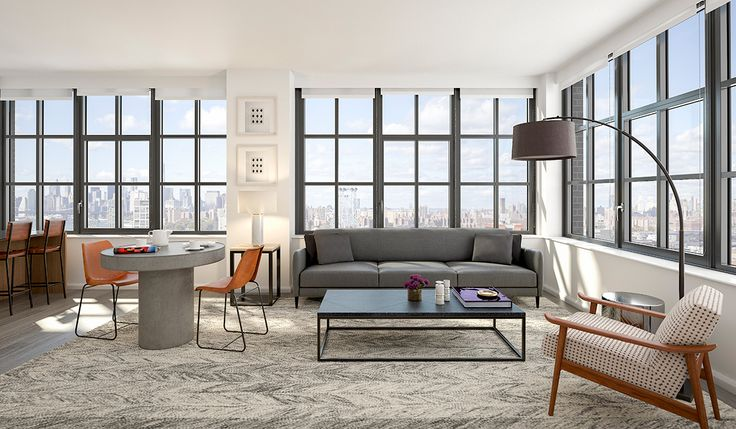 The Williams at 282 South 5th Street in Williamsburg (Image via Midwood Development)