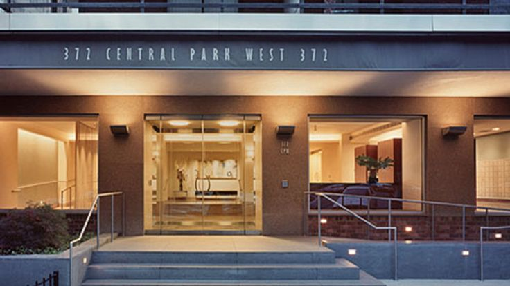 The Vaux 372 Central Park West Nyc Condo Apartments