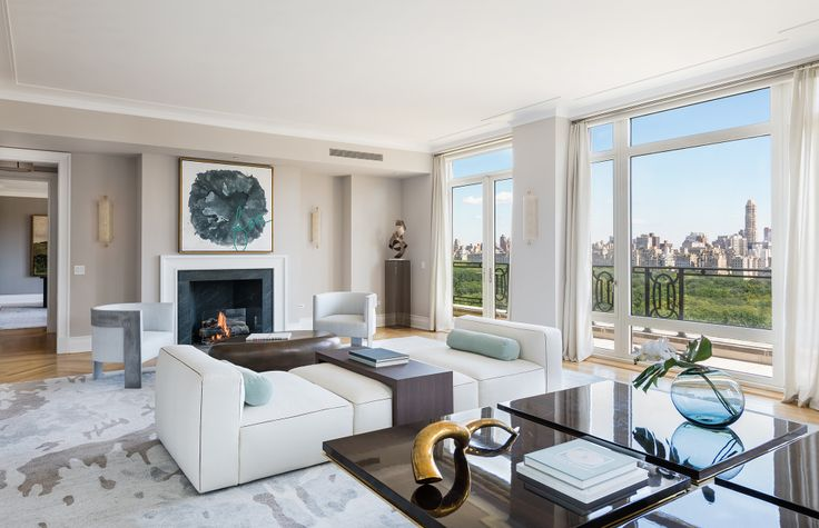 15 Central Park West via Matt Vacca for Brown Harris Stevens