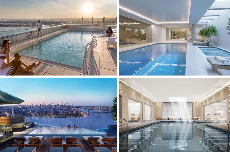 Saltwater Pools The New Luxury Amenity In Nyc Cityrealty