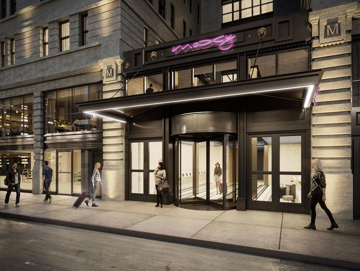 MOXY NYC TImes Square1
