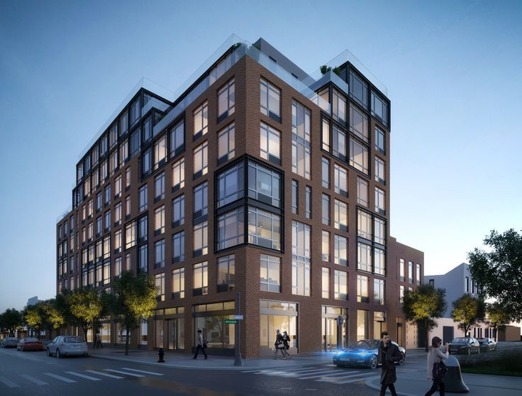 Rendering of 371 Humboldt Street in Williamsburg, via 371humboldt.com