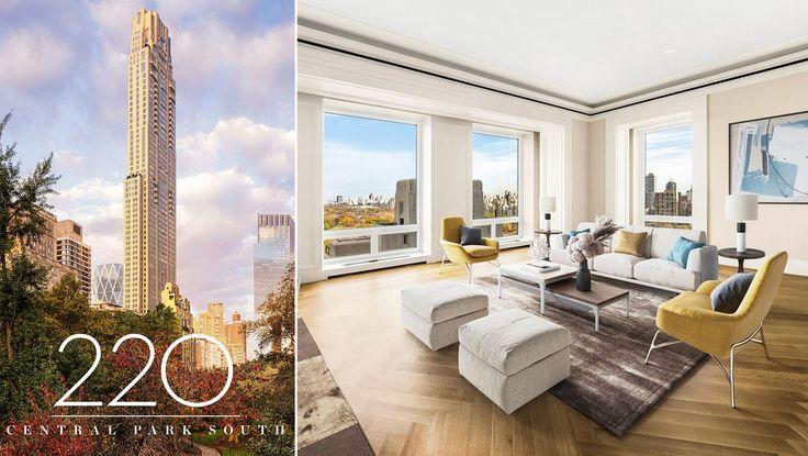 220 Central Park South rendering credit of Vornado Realty Trust