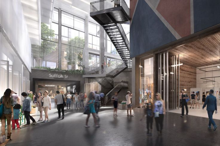 The Market Line will roll out in three phases, the first of which is set top open this fall. (SHoP Architects for Market Line)