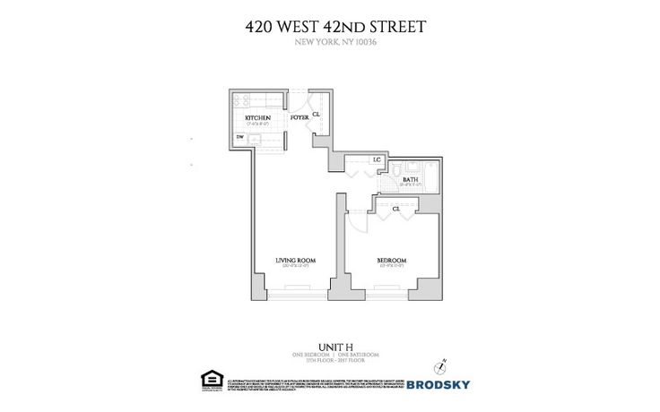 Live in the heart of the theater district at 420 west 42nd for 41 river terrace manhattan