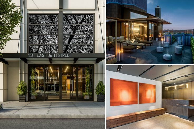 The Colorado at 201 East 86th Street in Yorkville. IMAGES: Colorado Leasing Office