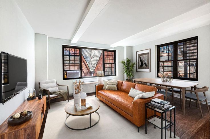A 2-bedroom at Gramercy Arms asking $725K