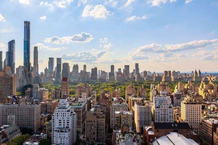Central Park vistas via Nest Seekers