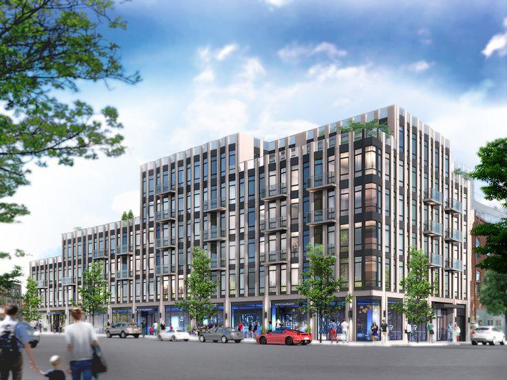 Rendering of 286 Wythe Avenue via Durukan Design