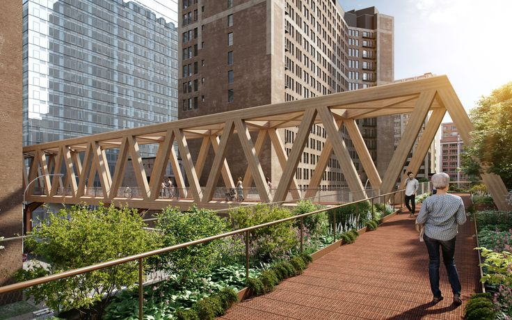 High Line Connector