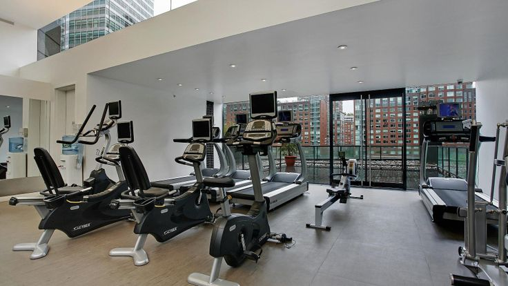 Training, 101 Warren Street, Condo, Manhattan, NYC