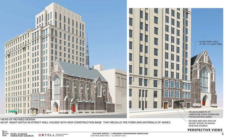 Grand Central Towers Skyward Luxury >> Extell S New Park Avenue Tower Grows Skyward Cityrealty