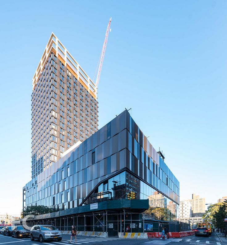 115 Delancey Street Construction Progress. Photo by Field Condition