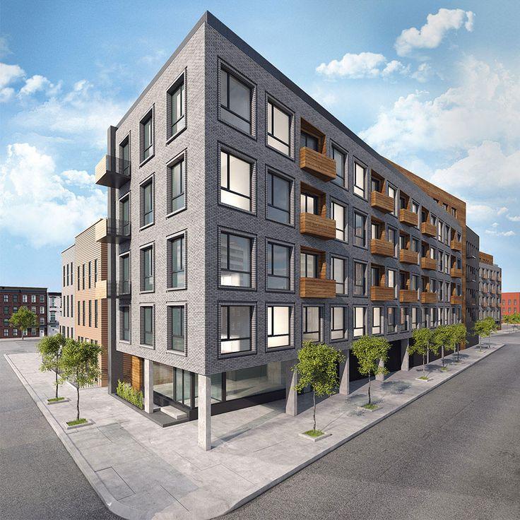 215 Freeman Street Rendering (StudiosC Architecture)