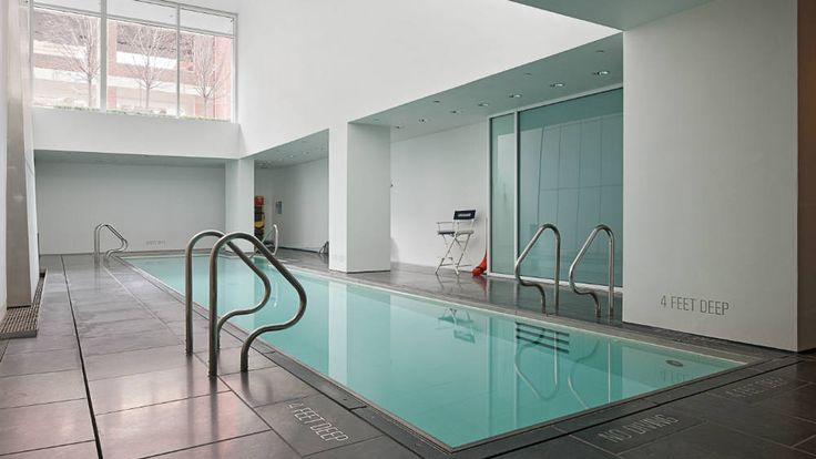 Pool, 165 Charles Street, Condo, Manhattan, NYC