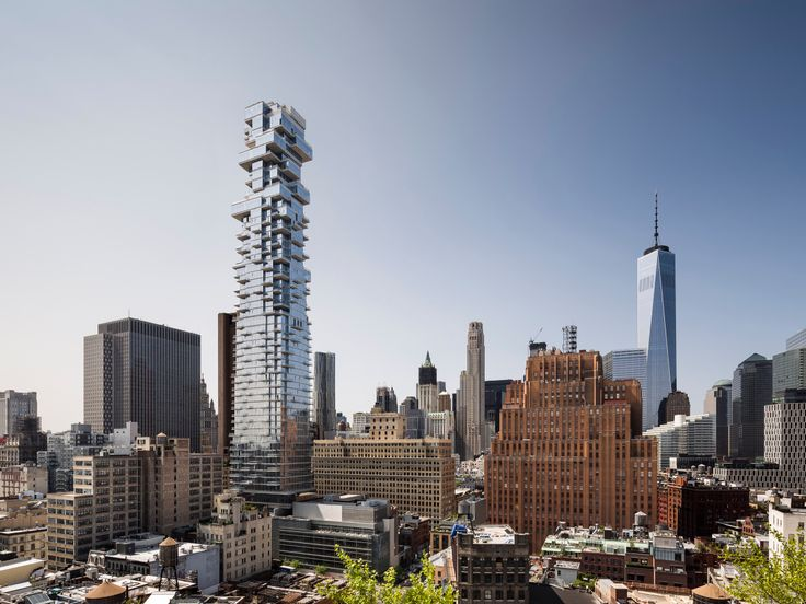 56 Leonard Street is a dramatic addition to the Downtown skyline, but its latest attraction can be found at the base.
