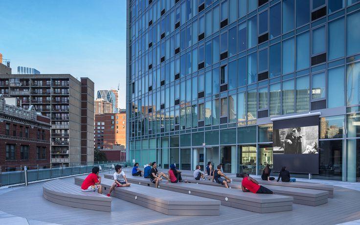 Mercedes House, 550 West 54th Street, Manhattan Rentals