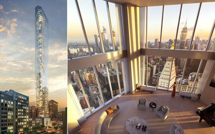 Madison Square Park Tower via Douglas Elliman