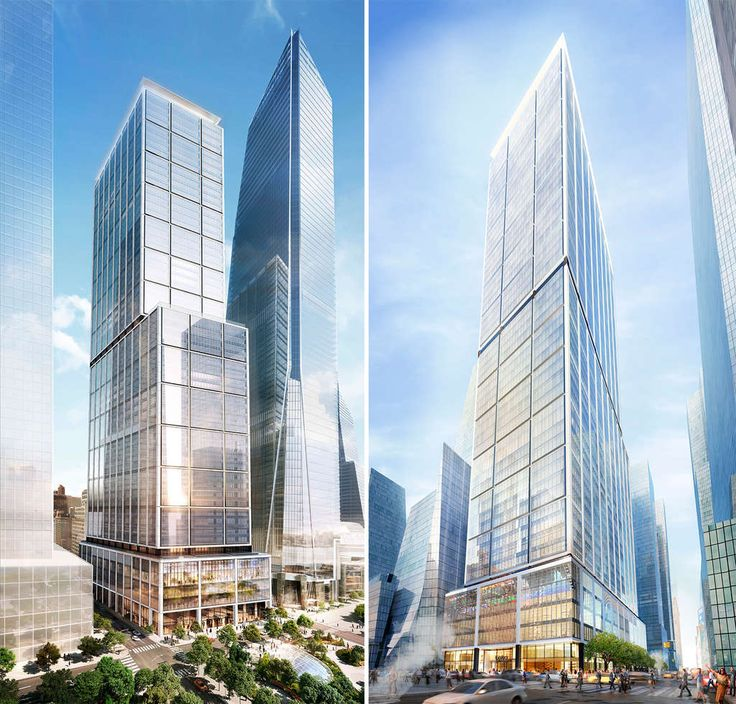 50 Hudson Yards. Credit: Oxford-Related
