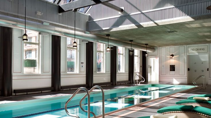 Tribeca Park, Luxury Apartment, Battery Park City, New York City