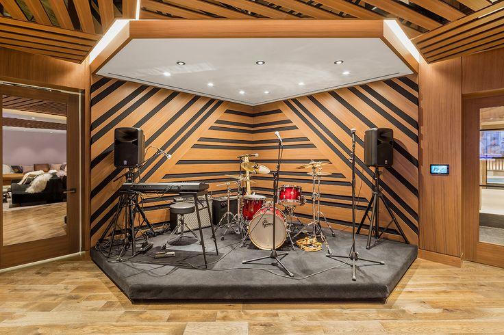 The Kent's private sound lounge (Credit: Evan Joseph))