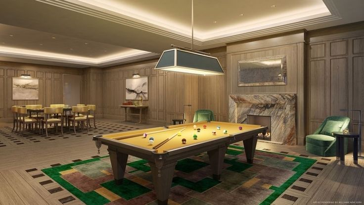 1010 Park Avenue Amenities