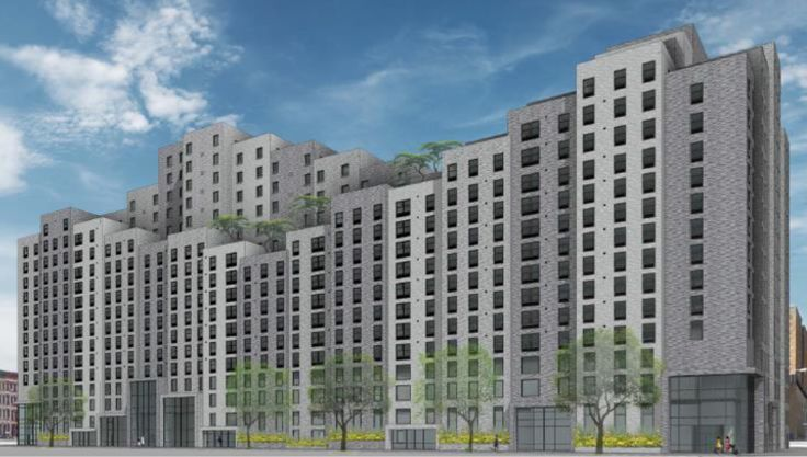 Lexington Gardens II would bring 390 units of affordable housing to East Harlem.
